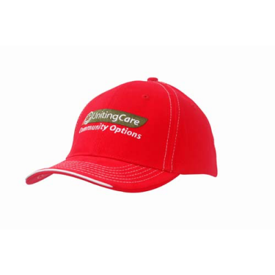 Image of Open Lip Sandwhich Cap