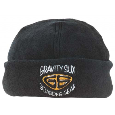 Image of Polar fleece beanie hat