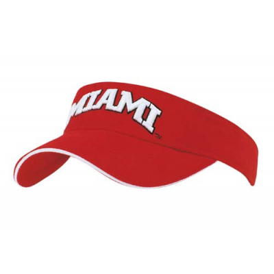 Image of Heavy Cotton Visor Cap