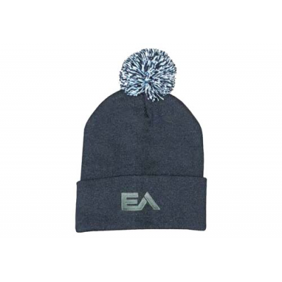 Image of Acrylic beanie with Pom-Pom