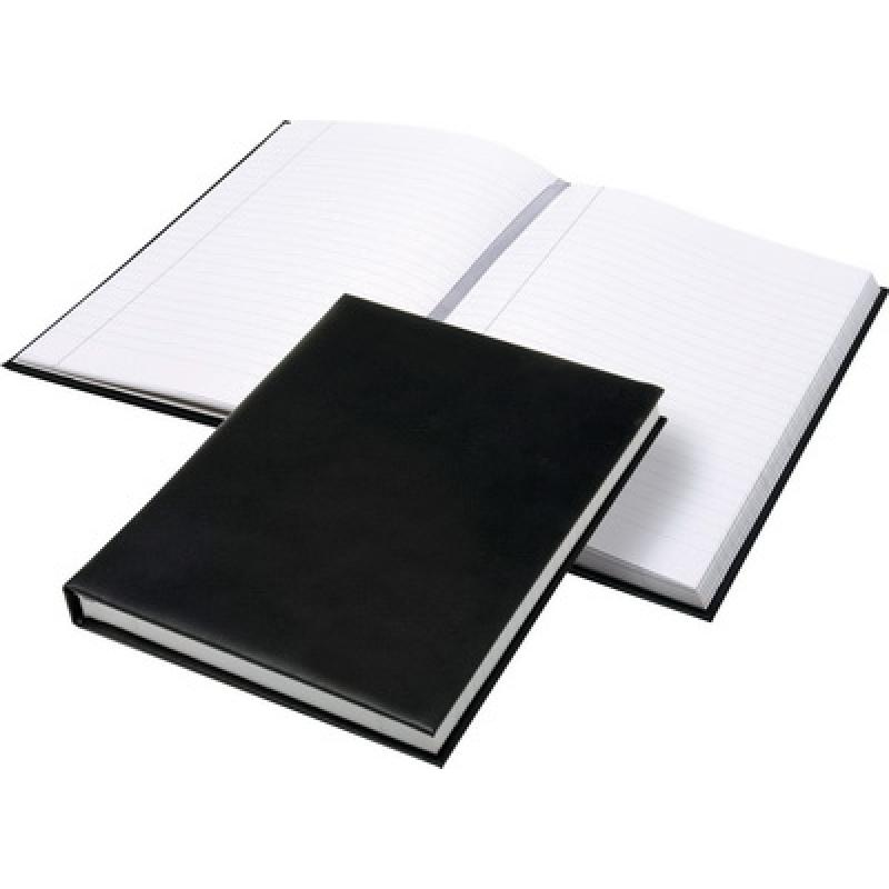 Image of Malvern Genuine Leather A5 Notebook