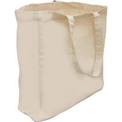 Image of Natural 5oz Cotton Shopper