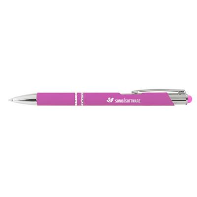 Image of Crosby Soft Touch Stylus Ballpen