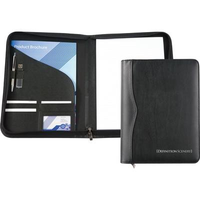Image of Houghton A4 Zipped Folder