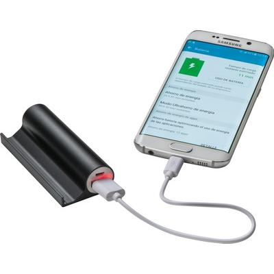Image of Mobile Phone Holder with Power Bank