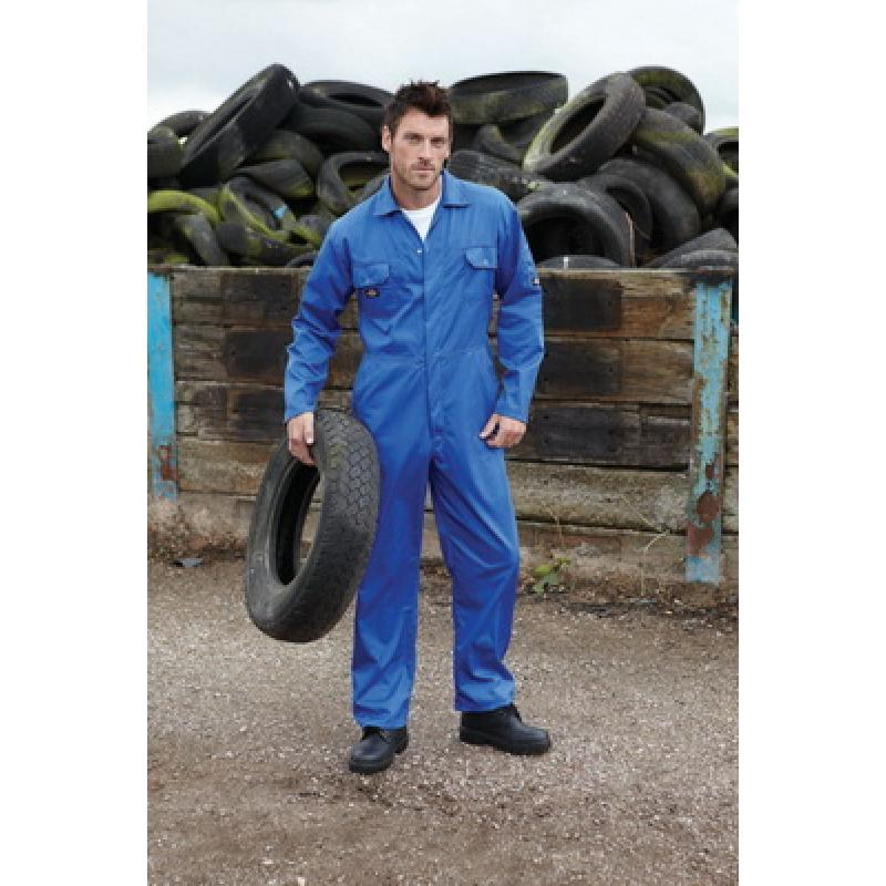 Image of Dickies Redhawk Economy Stud Front Coverall