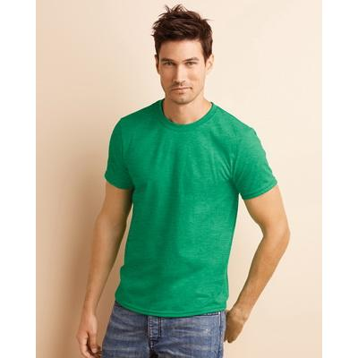 Image of Gildan Men's Ring Spun Soft Style T Shirt