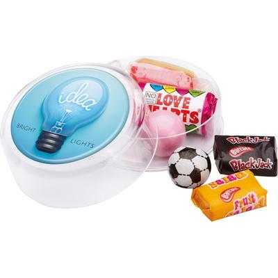 Image of Maxi Round Retro Sweets Pot