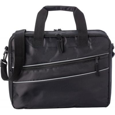 Image of Laptop bag made from 600D polyester