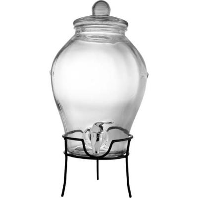 Image of 6.3 litre glass drink dispenser