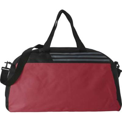 Image of Sports bag made from polyester 600D ripstop