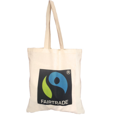 Image of 5oz Fairtrade Cotton Shopper