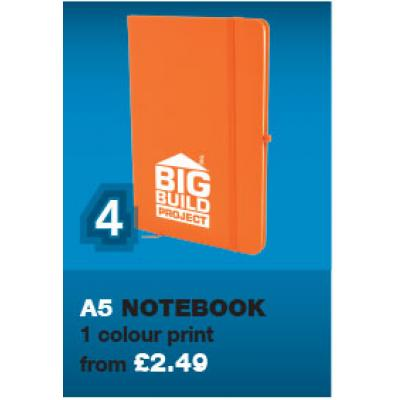 Image of 4. The Six in 6 Notebook