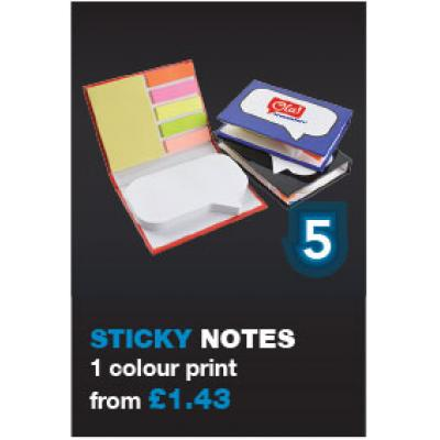 Image of 5. The Six in 6 Sticky Note