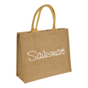 Image of Short Handled Jute Bag