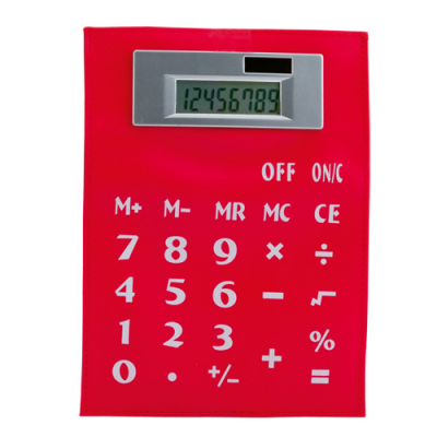 Image of Calculator Roll Up