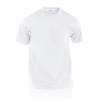 Image of Adult White T-Shirt Hecom