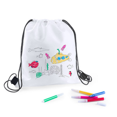 Image of Drawstring Bag Backys