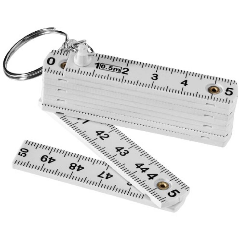 Image of Harve 0.5M foldable ruler key chain
