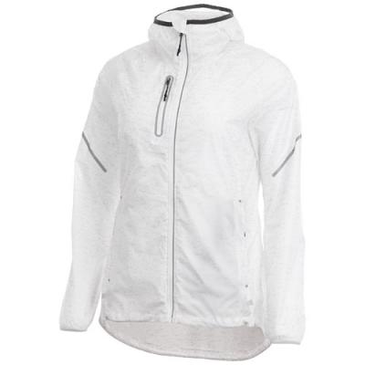 Image of Signal reflective packable ladies jacket