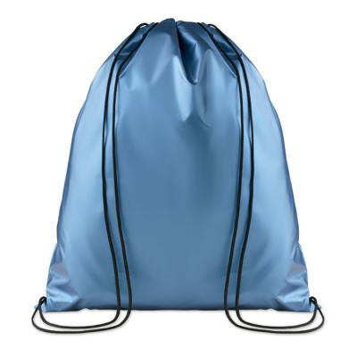 Image of Drawstring bag with lamination