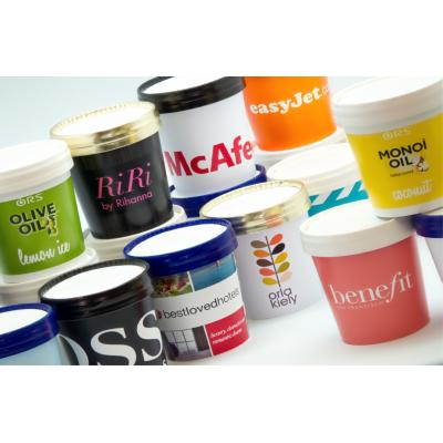 Image of Promotional Branded Ice Cream Tubs