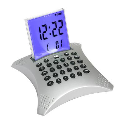 Image of MULTI FUNCTION CALCULATOR CLOCK