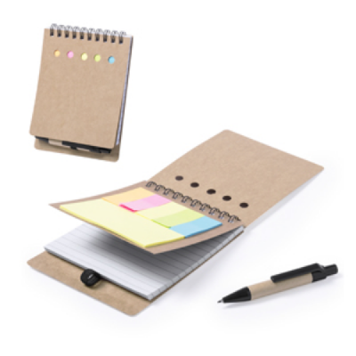 Image of Sticky Notepad Diser
