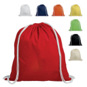 Image of Natural Drawstring Backpack