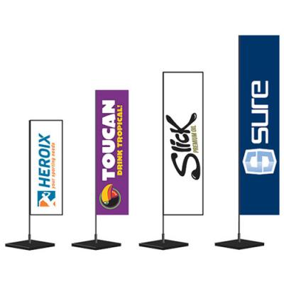 Image of Bat Fan T Advertising Flag 70 X 350 Cm