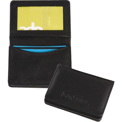 Image of Melbourne Full-Hide Genuine Leather Business Card Holder