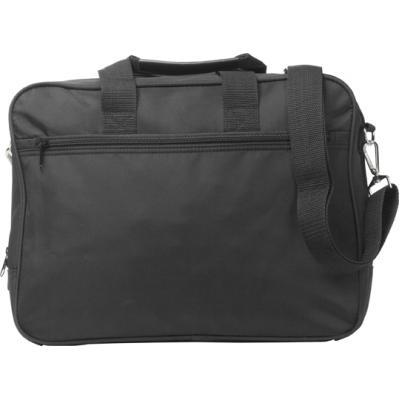 Image of Microfibre (1680D) laptop bag (15')
