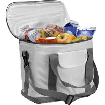 Image of Polyester (420D) cooler bag