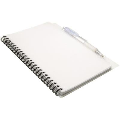 Image of Hyatt notebook