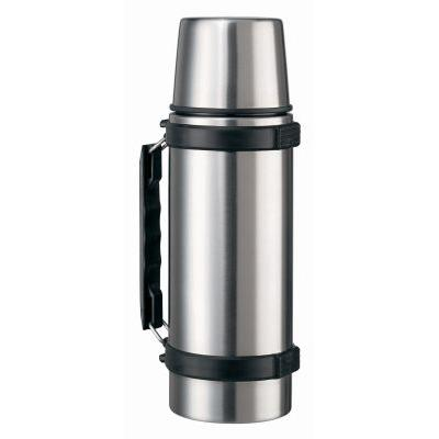 Image of Everest insulated flask with strap