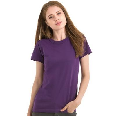 Image of B&C Women's Exact 190 T-Shirt