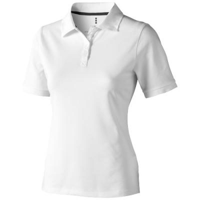 Image of Calgary short sleeve ladies polo