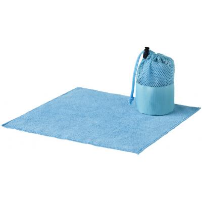 Image of Diamond car cleaning towel and pouch