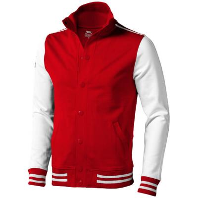 Image of Varsity sweat jacket