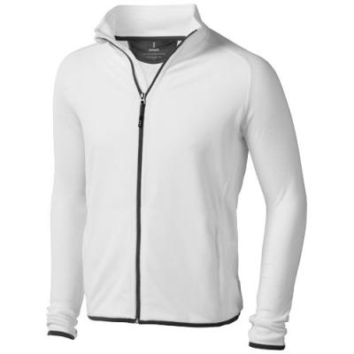 Image of Brossard micro fleece full zip Jacket