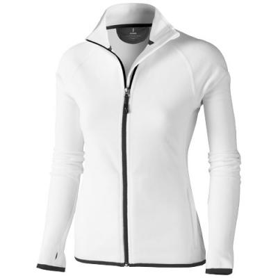 Image of Brossard micro fleece full zip ladies Jacket