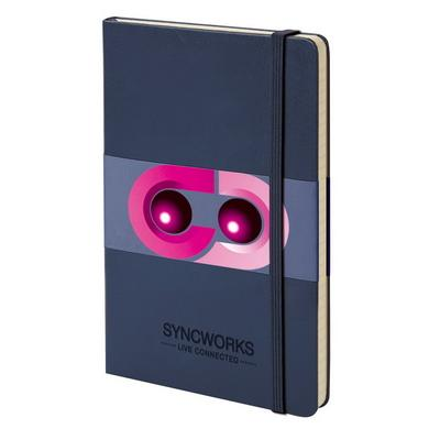 Image of Moleskine Classic Large Hard Cover Notebook - Ruled