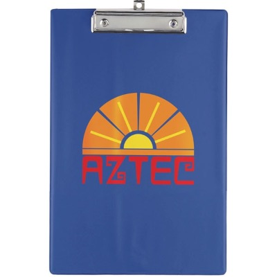 Image of A4 Clipboard - Royal Blue