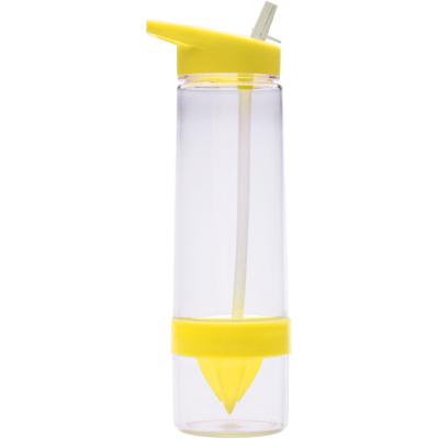 Image of Tritan plastic water bottle