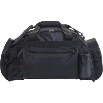 Image of Polyester (600D) weekend/travel bag