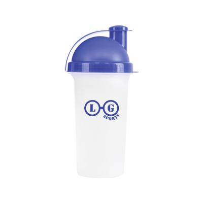 Image of Plastic Shaker 700Ml Single Walled Plastic Protein Shaker