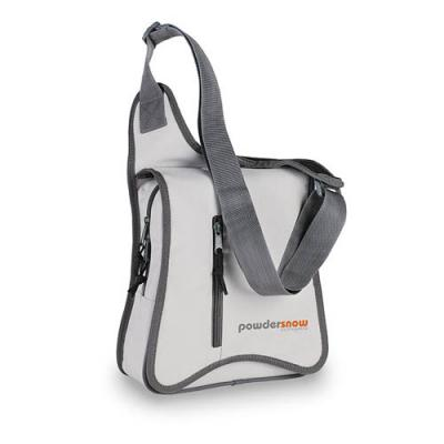 Image of Grey shoulder bag