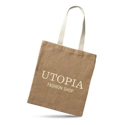 Image of Jute shopping bag