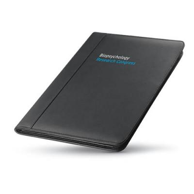 Image of A4 bonded-leather portfolio