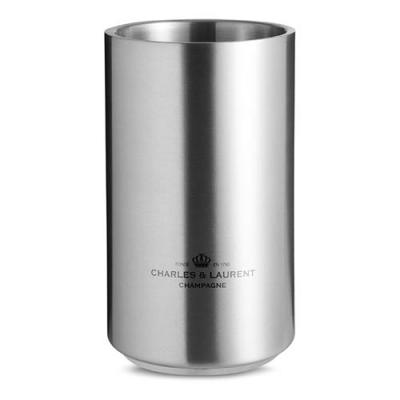 Image of Stainless steel bottle cooler